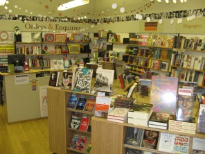 Dulwich Books Interior 1