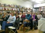 Victoria Hislop audience awaits