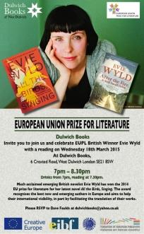 Euro Prize Dulwich Books