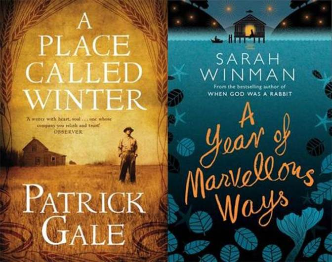 Patrick Gale & Sarah Winman in conversation Thursday 25th June 7pm