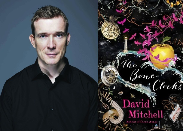 Meet the Author: David Mitchell in conversation with Laura Barnett at Dulwich Books Thursday 18th June 7pm
