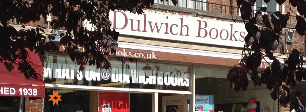 Dulwich Books of West Dulwich, 6 Croxted Road, SE21 8SW. 020 8670 1920